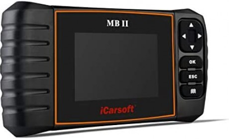 iCarSoft MB II Professional Diagnostic Scan Tool (Reviews and Buying Guide)2021[Update]