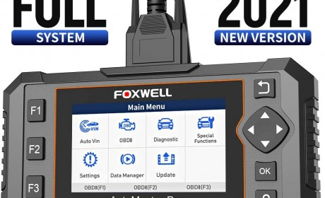 All System Scanner FOXWELL NT644 Elite (Reviews or buying Guide) in 2021