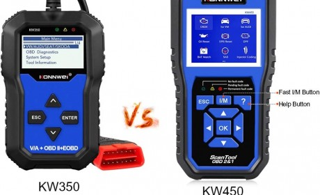 Best KONNWEI KW450 Full System Scan Tool (Reviews and Buying Guide)2021[Update]