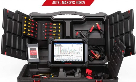Best Autel MaxiSys MS908CV OBD2 Scanners Reviews 2020 [Update]