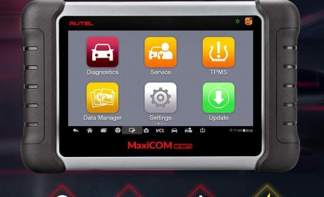 Best Autel MaxiCOM MK808TS OBD2 Scanners Reviews 2020 [Update]