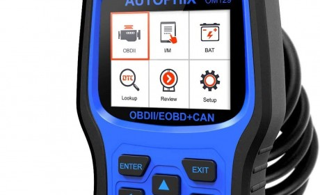 Best Review Autophix OM129 Scan Tool 2021[Update]