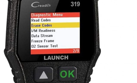 Best Launch CReader CR319 OBD2 Scanners Reviews 2020 [Update]