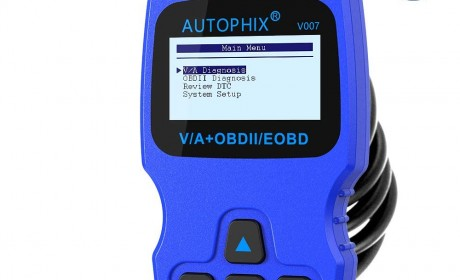 AUTOPHIX V007 Code Reader Scan Tool (Reviews and Buying Guide) 2021