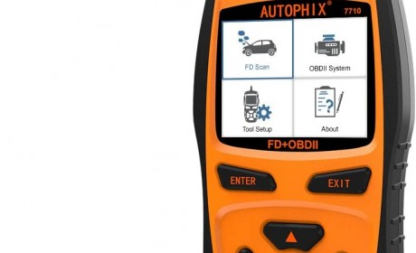 AUTOPHIX 7710 for Ford Diagnostic Scan Tool Review 2021[Update]