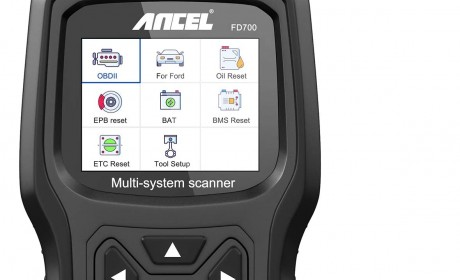 Best Review Ancel FD700All System Code Reader Scan Tool 2021[Update]
