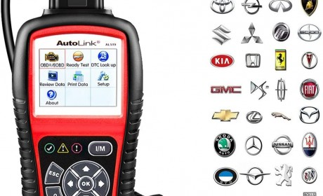 Best Autel AutoLink AL519 OBD2 Scanners Reviews 2020 [Update]
