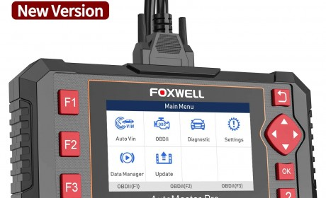 Best Review FOXWELL NT604 Elite OBD2 Scan Tool 2021[Update]