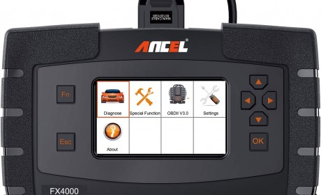 Best ANCEL FX4000 OBDII Diagnostic Scan Tool(Reviews or buying Guide) in 2021