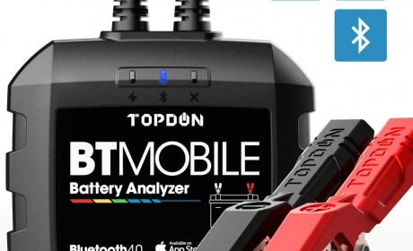 Wireless Bluetooth TOPDON BT Mobile With 6V 12V Battery Load Tester (Reviews or buying Guide) in 2021
