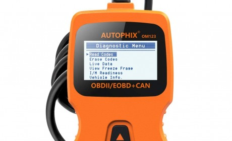 Best Review Autophix OM123 OBD2 Scan Tool 2021[Update]