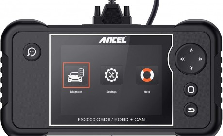ANCEL FX3000 Code Reader Automotive Diagnostic Scan Tool (Reviews and Buying Guide) 2021[Update]