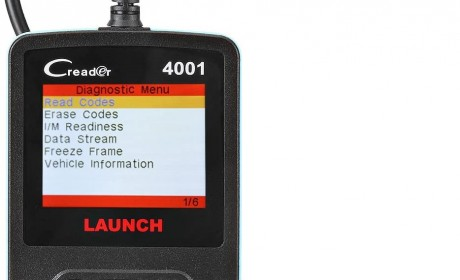 Best Launch CReader CR4001 OBD2 Scanners Reviews 2020 [Update]
