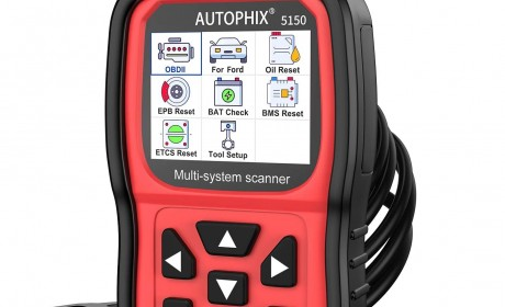 Autophix 5150 Code Reader Scan Tool (Reviews and Buying Guide) 2021