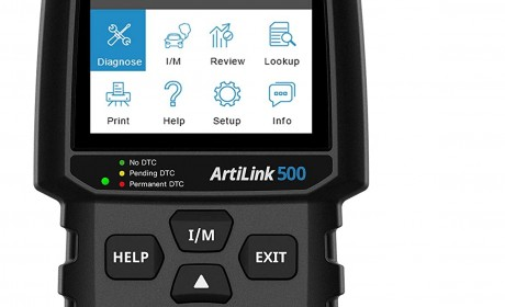 Review Best Topdon ArtiLink 500/AL500 OBD2 Scan Tool 2020 [Update]