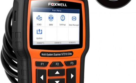 Full Functions Foxwell NT510 Scanner Review 2021[Update]