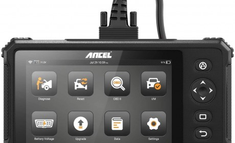 Best Ancel FX9000 Full System Automotive Scanner (Reviews and Buying Guide) 2021 [Update]