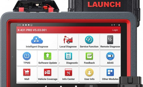 The Diagnostic Tool of the Decade - LAUNCH X431 ProS V4.0