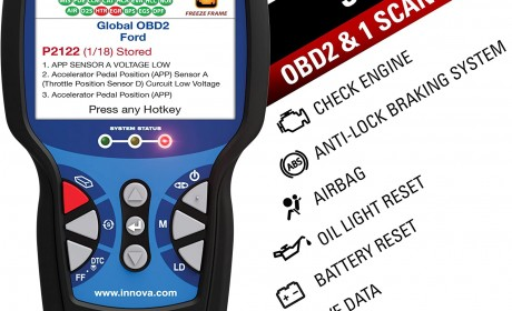 Innova 3160g Pro OBD2 Code Reader Scan Tool(Review and Buying Guide) 2021[Update]